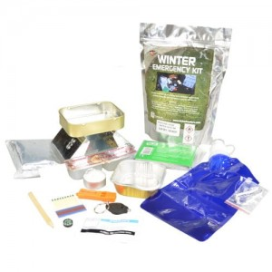 ZESTAW SURVIVALOWY BCB WINTER EMERGENCY KIT