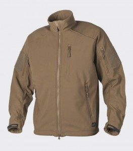 Bluza DELTA TACTICAL Helikon-Tex Shark Skin, Coyote
