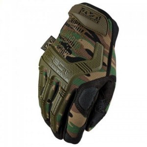 RĘKAWICE MECHANIX M-PACT WOODLAND