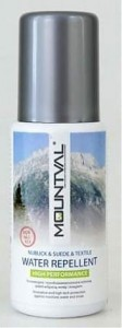 Mountval Water Repellent do nubuku, zamszu i kombinacji 100ml