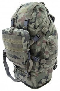 Plecak Overload Backpack CAMO Military Gear 60L WZ93 Pantera