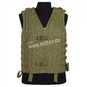 KAMIZELKA MOLLE CARRY /13462101/ OLIVE