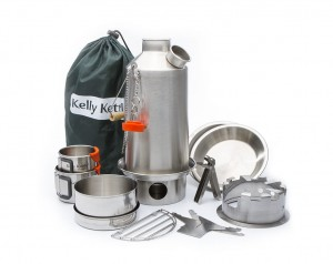 Kelly Kettle Ultimate KIT Base Camp SST (1.6 L)
