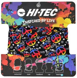 Chusta Buff Temir Hi-Tec Colour Peace