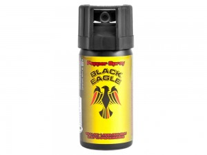 Black Eagle gaz pieprzowy 40 ml stożek