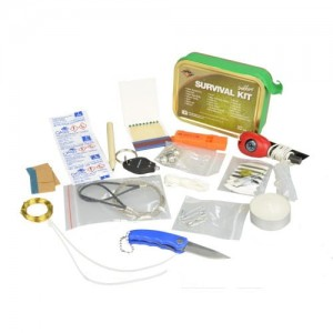 ZESTAW SURVIVALOWY BCB TREKKERS SURVIVAL TIN KIT