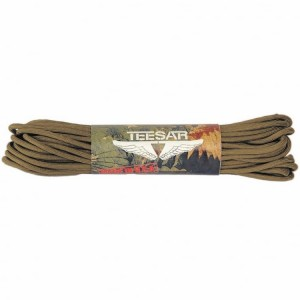 Linka PARACORD coyote survivalowa 15,24m Teesar