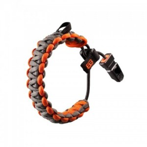 BRANSOLETKA PARACORD GERBER BEAR GRYLLS SURVIVAL