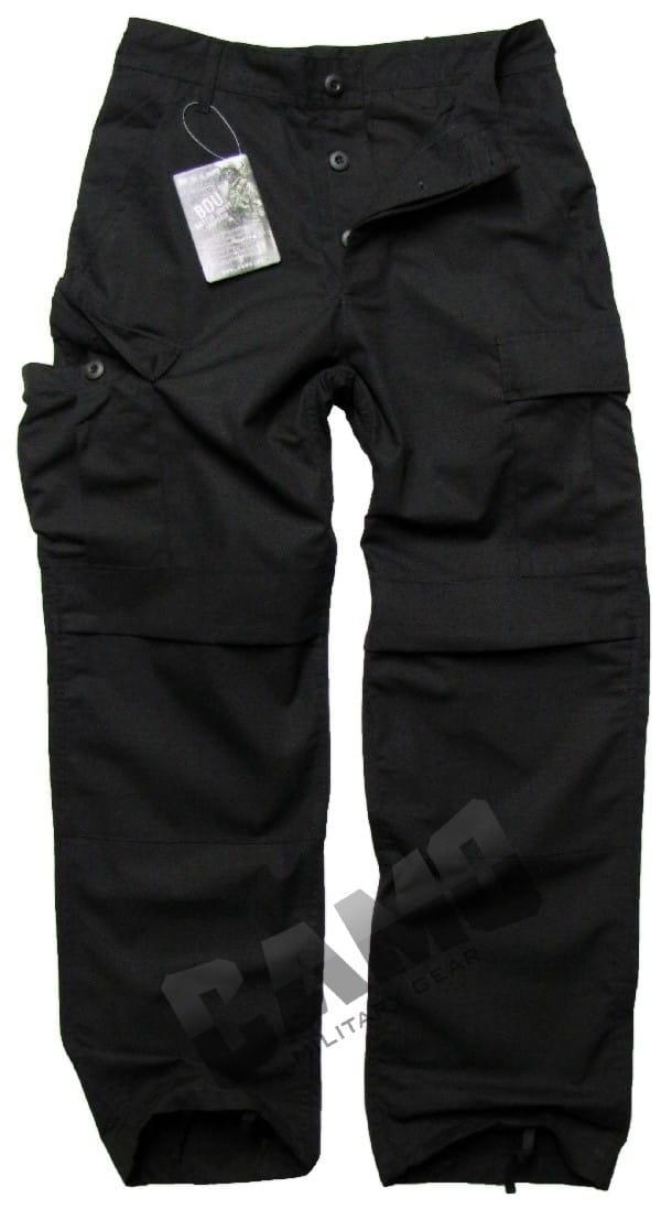 czarne spodnie bojówki w góry sklep